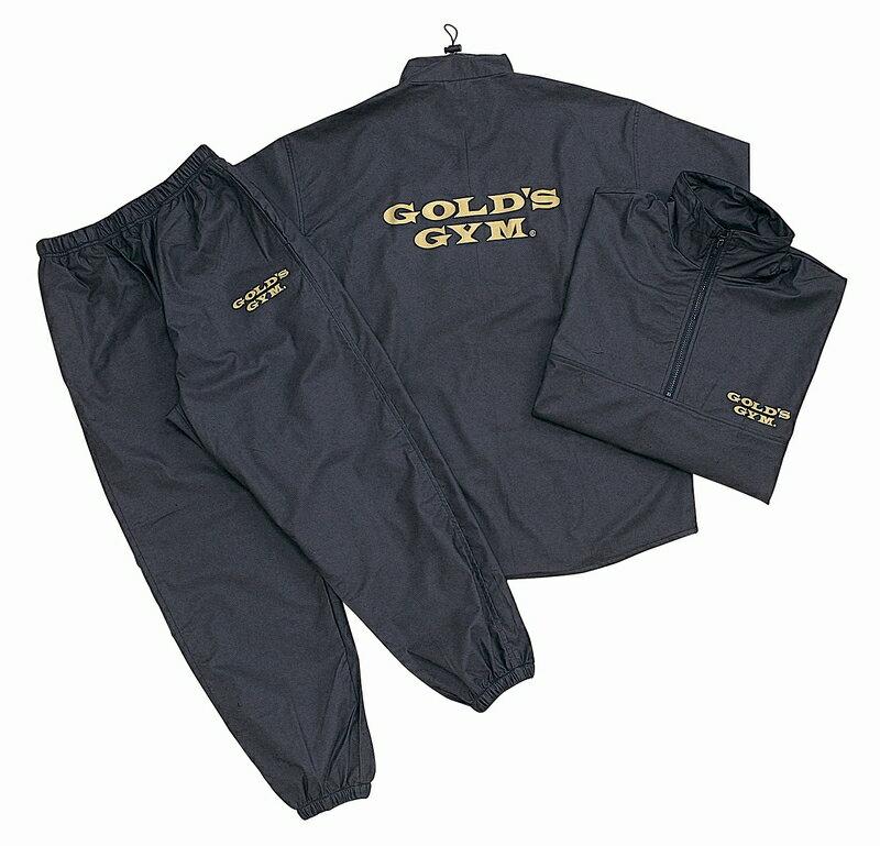 GOLD'S GYM(ゴールドジム)サウナスーツ G5710Sサイズ