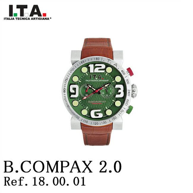 アイティーエー 腕時計 ITA I.T.A. ビーコンパックス B.COMPAX 2.0 Ref.18.00.01