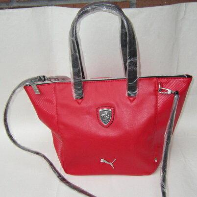 フェラーリ(puma)Handbag (ミニトート)AD1213