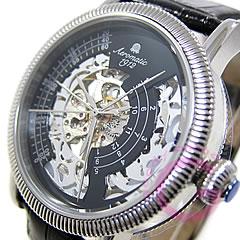 Aeromatic 1913(エアロマティック 1913) A1305 ドイツミリタリー 3針 機械式 手巻き メンズウォッチ 腕時計 【あす楽対応】