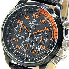 Aeromatic 1912(エアロマティック 1912) A1325 ドイツ製 クロノグラフ メンズウォッチ 腕時計【あす楽対応】