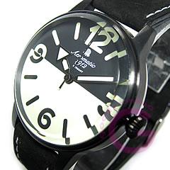 Aeromatic 1912(エアロマティック 1912) A1367 独空軍モデル ブラック ドイツミリタリー メンズウォッチ 腕時計 【あす楽対応】