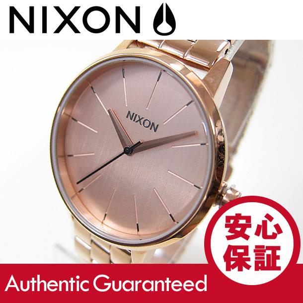 NIXON KENSINGTON (ニクソン ケンジントン) A099-897/A099897 メタルベルト ゴールド レディースウォッチ 腕時計