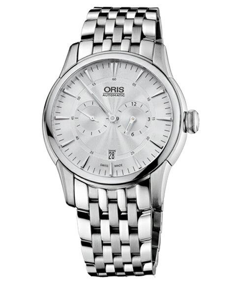 海外取寄せ(納期2~3ヶ月後) オリス アートリエ レギュレーター 74976674051M メンズ 腕時計 自動巻き Artelier