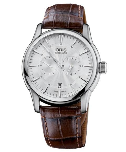 海外取寄せ(納期2~3ヶ月後) オリス アートリエ レギュレーター 74976674051D メンズ 腕時計 自動巻き Artelier