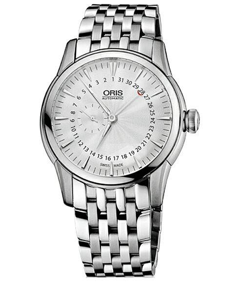 オリス アートリエ スモールセコンド 74476654051M メンズ 腕時計 自動巻き ORIS Artelier