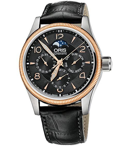 オリス ビッグクラウン コンプリケーション 58276784364D メンズ 腕時計 ORIS Big Crown