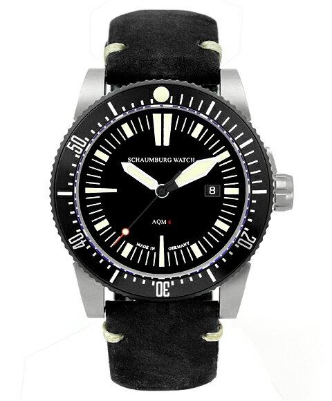 シャウボーグ AQM4 1/2  腕時計 メンズ SCHAUMBURG