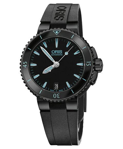 オリス アクイス デイト 73376524725R レディース 腕時計 ORIS Aquis Date