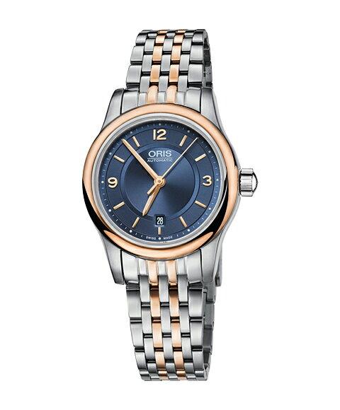 オリス クラシック デイト 561 7650 4335M 腕時計 レディース 自動巻 Oris Classic