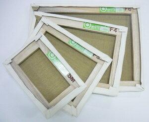 綿化繊混紡張りキャンバス F120(1940mm x 1303mm)※メーカー直送対象商品のため【代金引換便】の利用ができません。