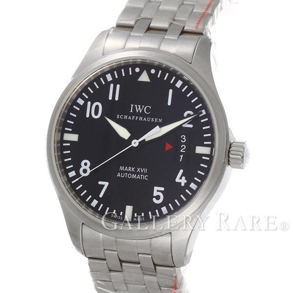 IWC パイロットウォッチ マークXVII IW326504 腕時計 マーク17