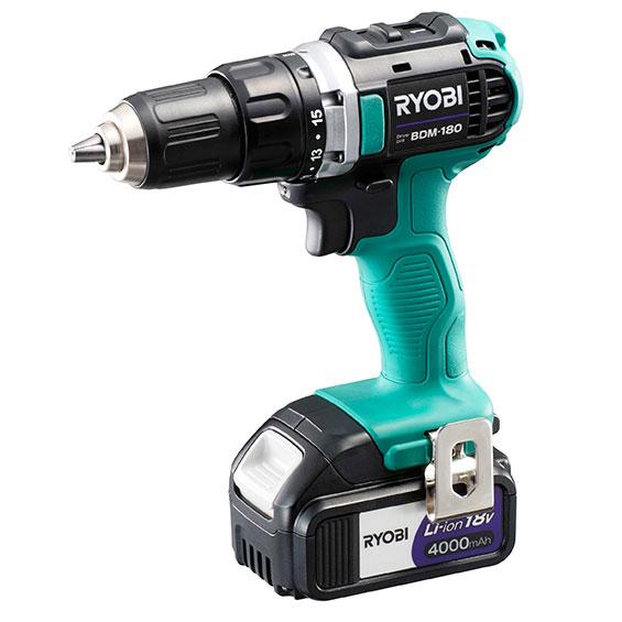 リョービ/RYOBI 充電式ドライバドリル BDM-180 688802A【取寄せ品】