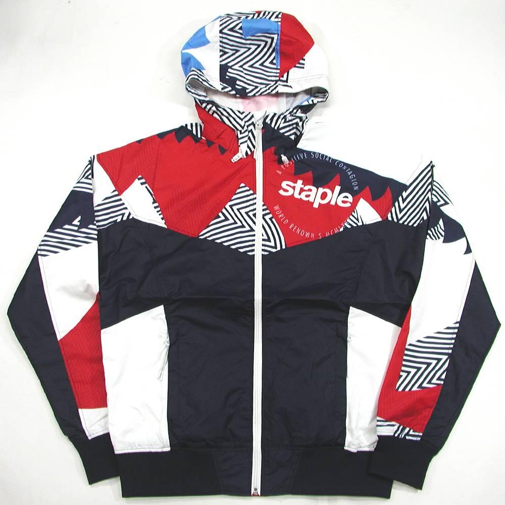 Staple Design(ステイプル・デザイン) ABSTRACT JACKET(アブストラクト・ジャケット)