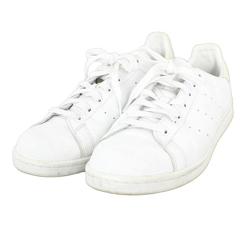アディダス/adidas ×メゾンドリーファー 【BA8638 スタンスミス】レザーローカットスニーカー(29.5cm/ホワイト)【02】【メンズ】【小物】【810171】【中古】bb14#rinkan*B