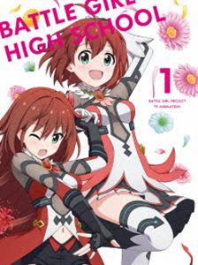 [Blu-ray] TVアニメ「バトルガール ハイスクール」Blu-ray Disc&CD BOX Vol.1