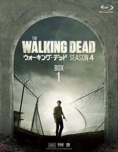 [Blu-ray] ウォーキング・デッド4 Blu-ray BOX-1