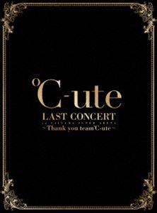 [Blu-ray] ℃-ute ラストコンサート in さいたまスーパーアリーナ ~Thank you team℃-ute~(初回生産限定盤)
