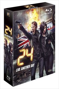 24-TWENTY FOUR- リブ・アナザー・デイ ブルーレイBOX(Blu-ray)