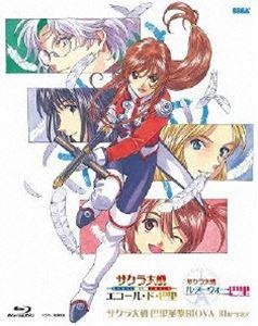 サクラ大戦巴里華撃団OVA Blu-ray(Blu-ray)