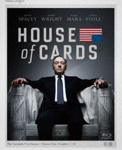 ハウス・オブ・カード 野望の階段 SEASON 1 Blu-ray Complete Package<デヴィッド・フィンチャー完全監修パッケージ仕様>(Blu-ray)