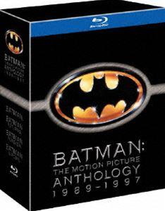 《送料無料》バットマン・アンソロジー コレクターズ・ボックス【初回限定生産】(Blu-ray)