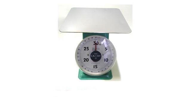 ■CAMRY 上皿自動秤はかり30kg 秤