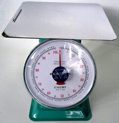 ■【送料無料】CAMRY 上皿自動秤 100kg 平皿 はかり スケール