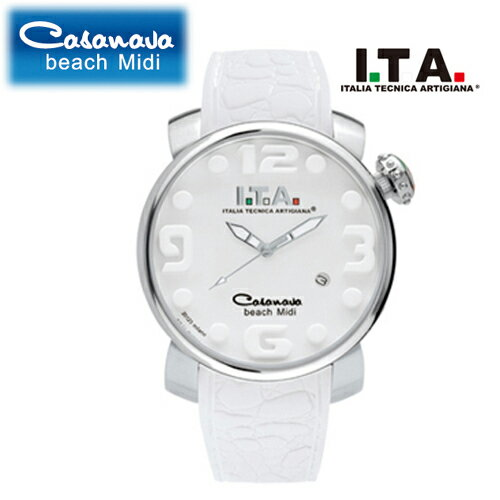 【 ITA 新作】 送料無料 Ref.19.03.01 I.T.A.Casanova beach Midi カサノバ・ビーチ ミディ 2015年6月発売 輸入元:一新時計