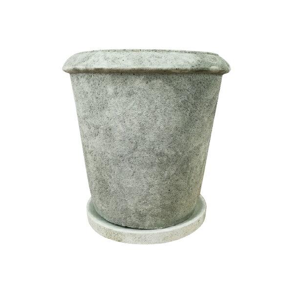 植木鉢 おしゃれ コンクリートポット CC303-360 12号(36cm) / 陶器鉢 セメント