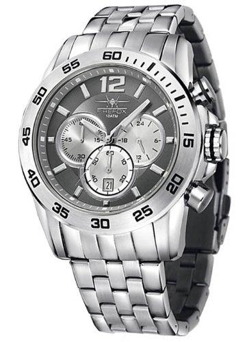 FIREFOX ファイヤーフォックス クォーツ 腕時計 メンズ  [1210104] 並行輸入品 メーカー国際保証24ヶ月 純正ケース付き