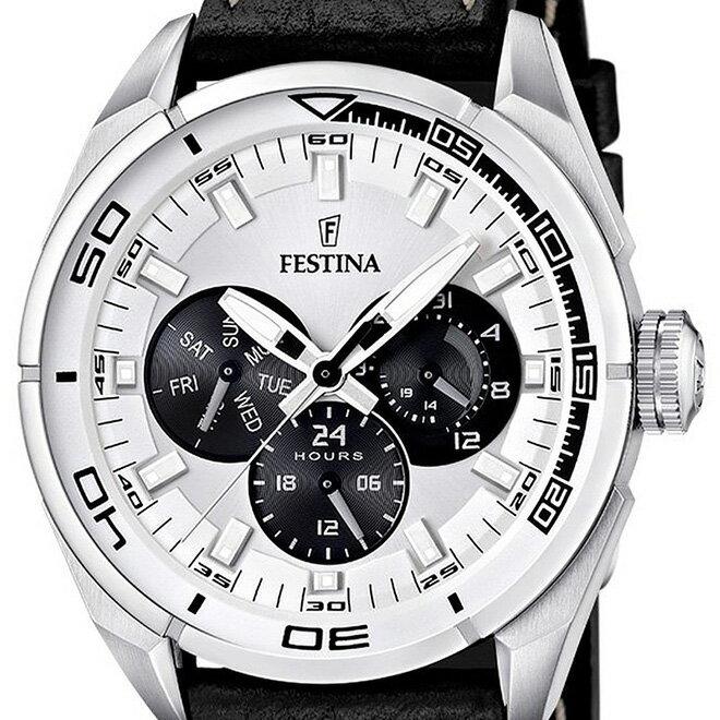 FESTINA フェスティナ クォーツ  腕時計 メンズ スポーツウォッチ [F16609-1] 並行輸入品  メーカー国際保証24ヶ月