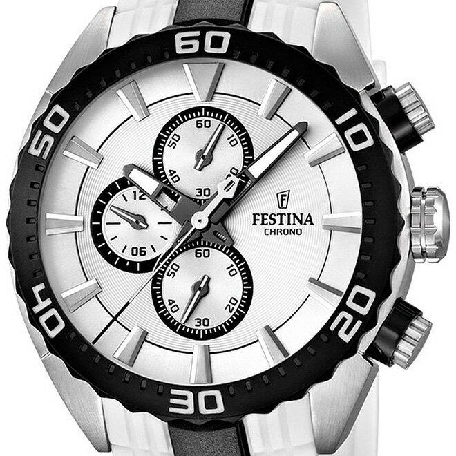 FESTINA フェスティナ クォーツ 腕時計 メンズ スポーツウォッチ [F16664-1] 並行輸入品  メーカー国際保証24ヶ月