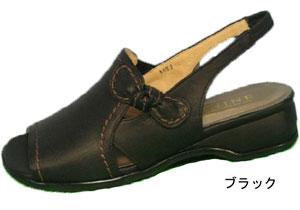 MODE NINE 1371 本革 コンフォートサンダル 4E 日本製