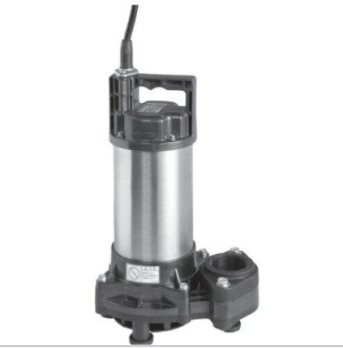 荏原製作所:非自動形樹脂製汚水・雑排水用水中ポンプ 型式:40DWS5.25B