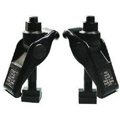 フジツール:フジ ハネクランプセット フランジナットM22 Tナット24 ボルト200H PM-7S 型式:PM-7S(1セット:2個入)