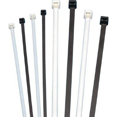 パンドウイットコーポレーション:パンドウイット テフゼル結束バンド ナチュラル PLT3S-M79 型式:PLT3S-M79(1セット:1000本入)