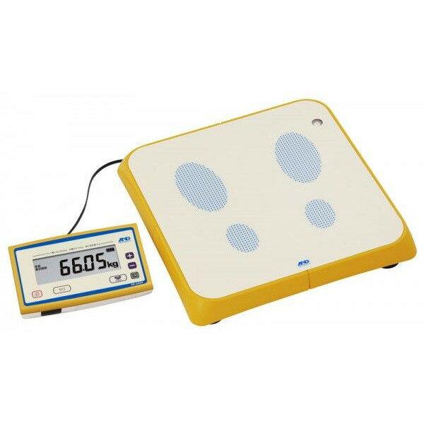 エーアンドデイAND業務用体重計AD-6209検定付ひょう量200kg