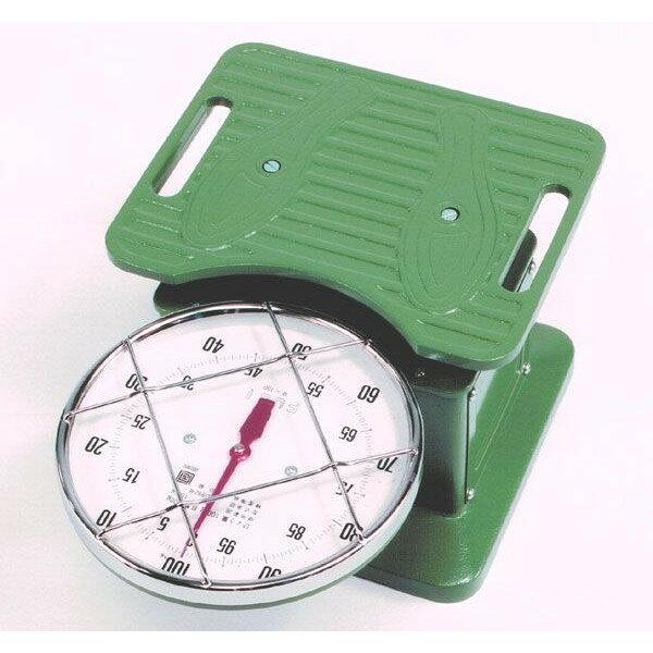 富士計器 R-100 針式水平体重計R型 ひょう量100kg 目量500g 検定品 FUJI
