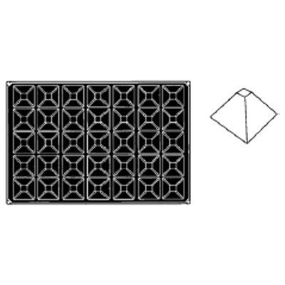 パボ フレックス PX004 ピラミッド 35ヶ取 【業務用】【グループT】