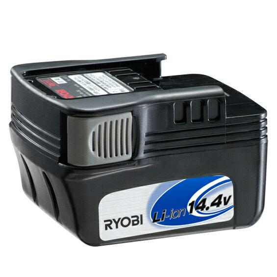 リョービRYOBI 14.4V 電池パックB-1425L(6406511)