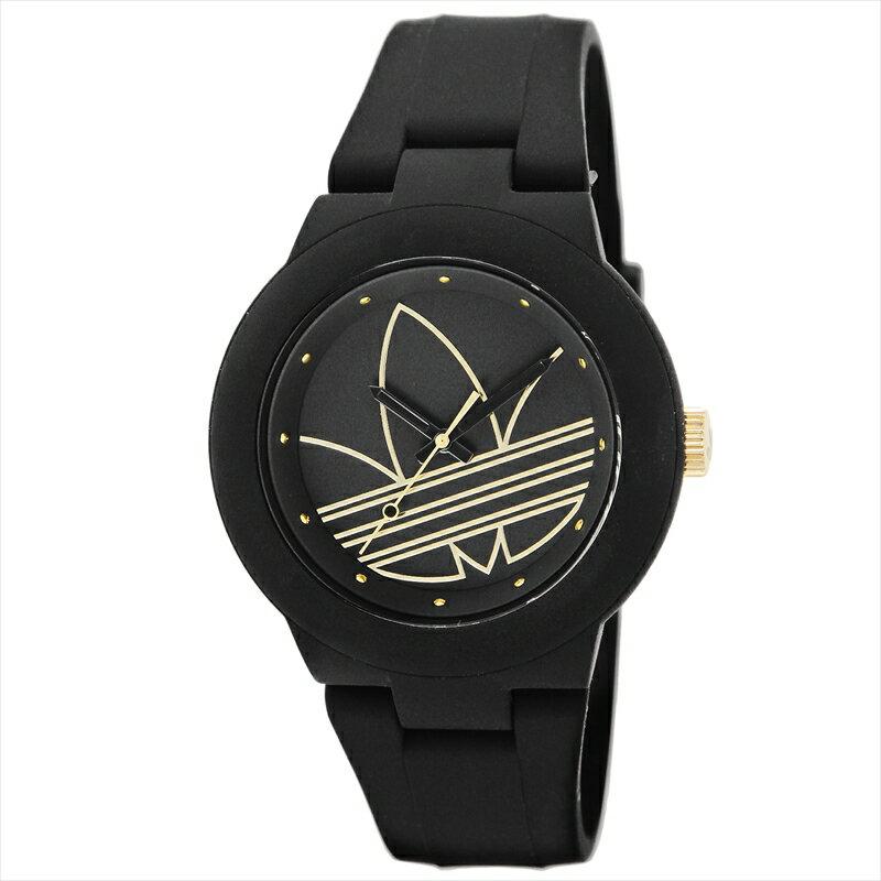 ポイント10倍 adidas アディダス腕時計 ADH3013 ABERDEEN ブラック ゴールド