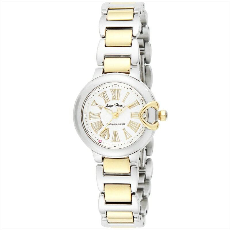 エンジェルハート Angel Heart 腕時計 プラチナムレーベル PTL25YSS シルバー