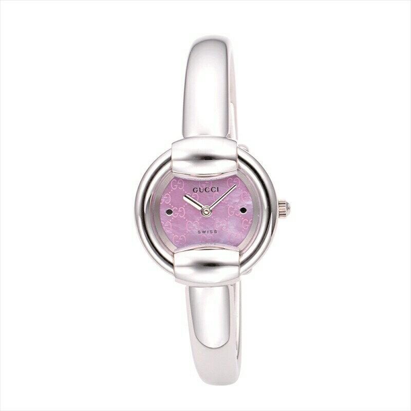 グッチ GUCCI レディース腕時計 1400 YA014513 ピンクパール