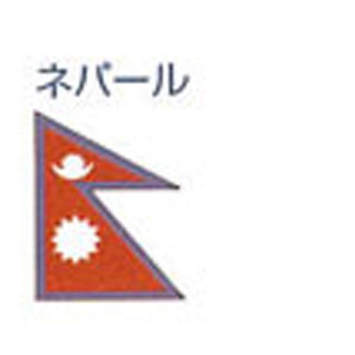 【送料無料】エクスラン外国旗 90×135ネパール(小)アクリル100%旗 フラッグ FLAG