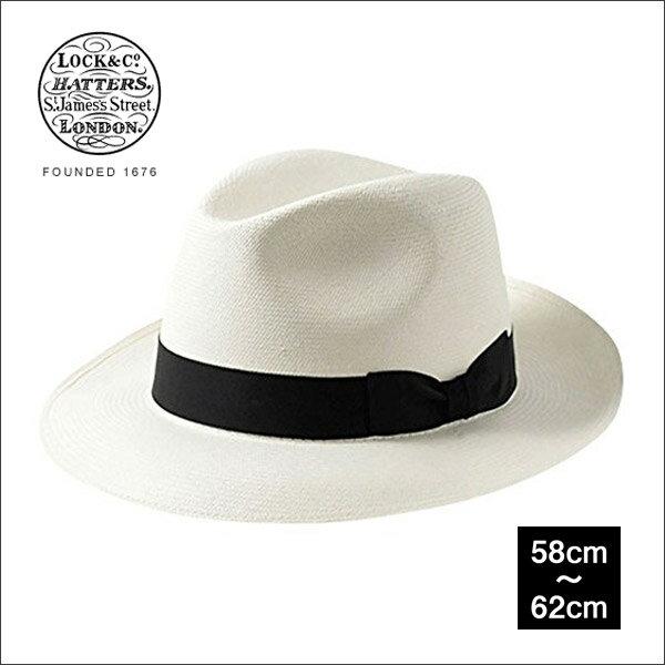 ≪SALE≫送料無料 JamesLock ジェームスロック VALENCIA Lサイズ~4Lサイズ エクアドル産 本パナマハット イギリス製 パナマ帽 ワイドブリム ストローハット 中折れハット 大きいサイズ つば広ハット メンズ 男性 春夏 帽子 セール