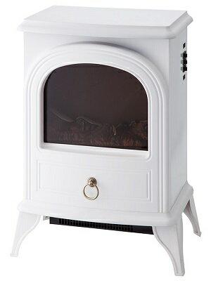 【クーポン獲得】【3000円以上送料無料】暖炉型ヒーター ノスタルジア ホワイト Nostalgie CHT-1540WH 3個セット