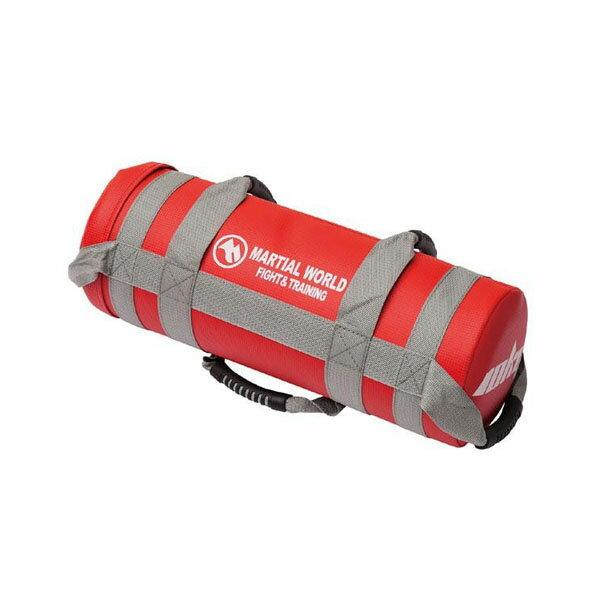 【直送品】【代引き不可】パワーバッグ 10kg 赤 PB10Kご注文後3~4営業日後の出荷となります