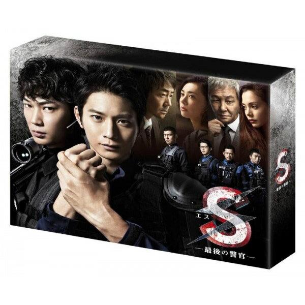 S-最後の警官- ディレクターズカット版 DVD-BOX TCED-2153ご注文後3~4営業日後の出荷となります