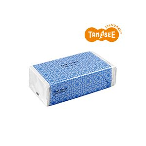 (まとめ)TANOSEE ペーパータオル<レギュラー> 200枚入 30パック×5ケース
